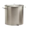 Olla de Acero Inoxidable de 150 litros - para calentamiento de agua