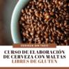 Curso de Elaboración de Cerveza con Maltas Libres de Gluten